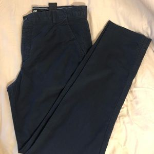 H&M Slim Fit Dress Pants 38R